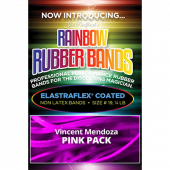 Резинки розовые #19 Joe Rindfleisch | Rainbow Rubberband