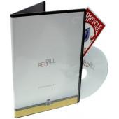 Фокус Red Pill (ДВД + гиммик)| Chris Ramsay