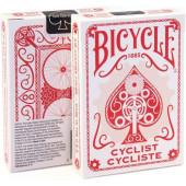 Bicycle Cyclist | Красные