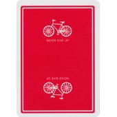 Колода Bicycle Inspire Красная | Краплёные карты
