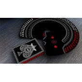 Игральные карт Black Platinum Lordz
