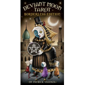 Deviant Moon Tarot Borderless Edition | Таро безумной луны