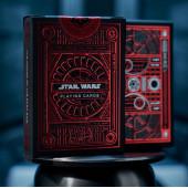 Игральные карты Звёздные Войны Красные | Star Wars