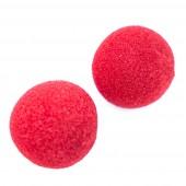 Поролоновые шарики красные (2 дюйма)   Поштучно