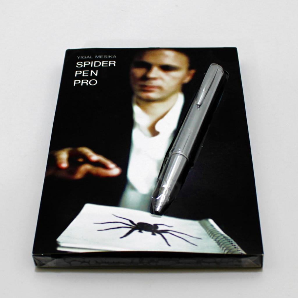 Spider Pen Pro by Yigal Mesika   Купить игральные карты и