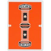 Колода Gemini Casino   Orange